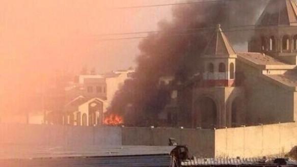 igreja mossul