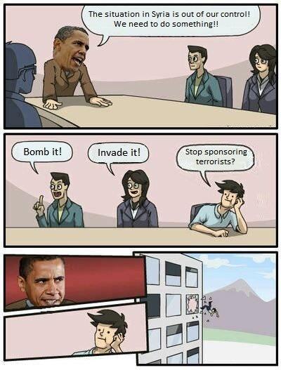 Obama-Síria