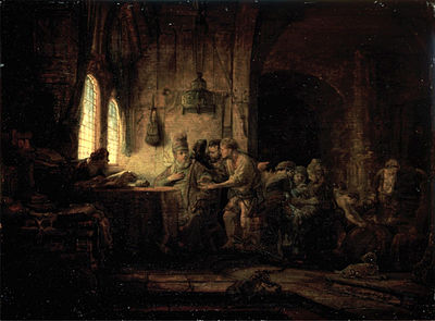 400px-Rembrandt_-_Parable_of_the_Laborers_in_the_Vineyard