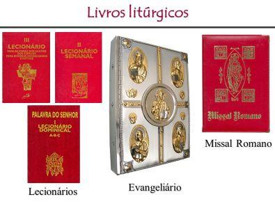Livros litúrgicos paulinos