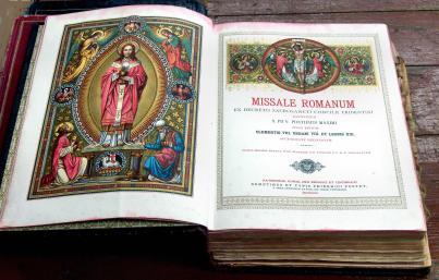 Missale Romanum 1915