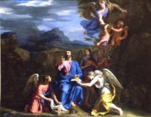 le-christ-au-desert-servi-par-les-anges-philippe-de-champaigne