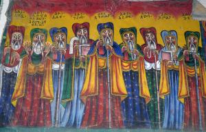 Os nove santos sírios que evangelizaram o interior da Etiópia