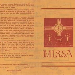 Explicação da Missa 1