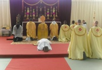 Odenação diaconal - Rodrigo 2