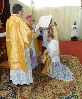 Odenação diaconal - Rodrigo 3