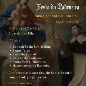 Festa Rosário 1