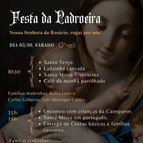 Festa Rosário 2
