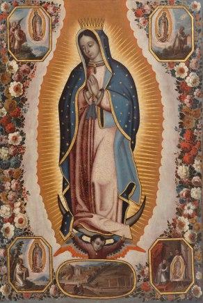 Nossa Senhora de Guadalupe: verdadeira inculturação