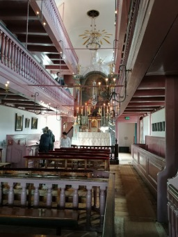 museu igreja escondida